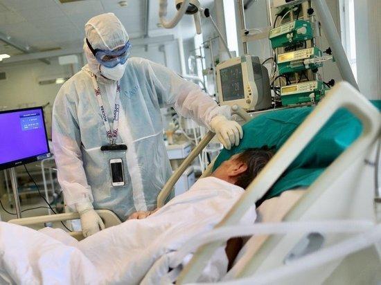 Эксперты рассказали о пике смертности от коронавируса в России