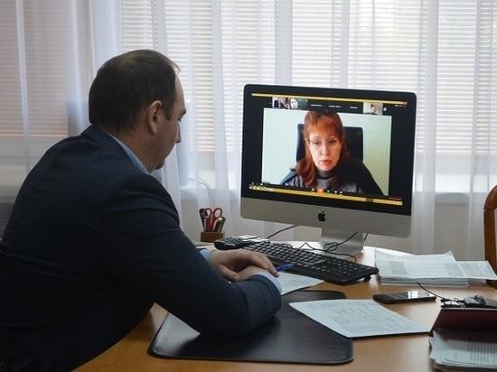 В Серпухове провели совещание с предпринимателями