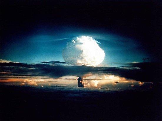 Администрация Трампа решила надавить на Россию возобновлением ядерных испытаний