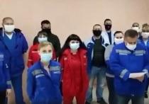 Адыгейские врачи заявили об отсутствии выплат за работу с COVID-больными