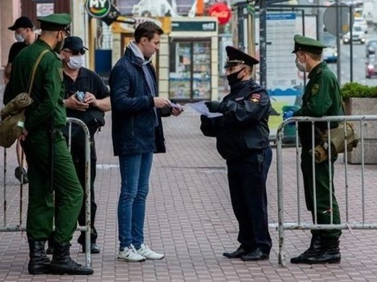 В Ростовской области за сутки составили почти тысячу протоколов о нарушении самоизоляции
