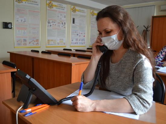 На горячую линию по поводу COVID-19 обратились 1,5 тысячи ставропольцев