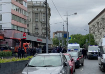 Захвативший банк мужчина задержан после штурма