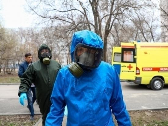 Коронавирусная инфекция поразила все районы Волгоградской области