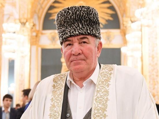 Муфтий КЧР Исмаил-хаджи Бердиев госпитализирован в Москве