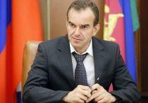 Владимир Путин поддержал Вениамина Кондратьева в выдвижении на новый срок