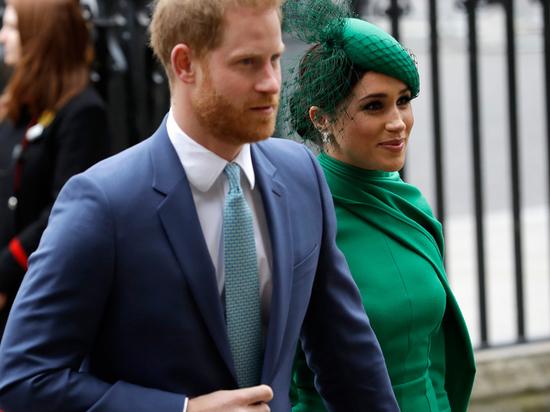 Британцы подсчитали траты на содержание Меган и Гарри: фантастические цифры