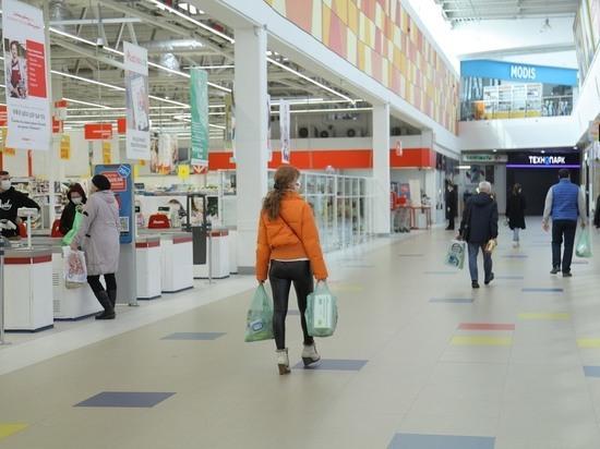 Магазины снова открылись в ТЦ «Фантастика» и «Седьмое небо»