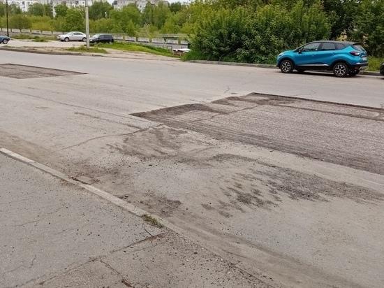 В Советском районе начался ремонт наиболее загруженных дорог