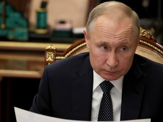 ВЦИОМ прокомментировал материал Bloomberg о рейтинге Путина