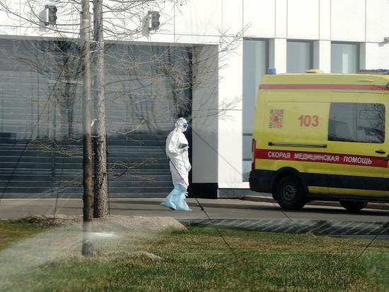 Эксперт: Пик коронавируса в России прошли только Москва и Подмосковье
