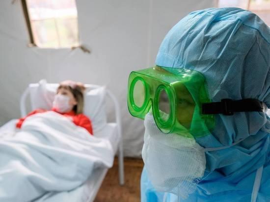Медики-добровольцы помогают пациентам 25-й больницы Волгограда