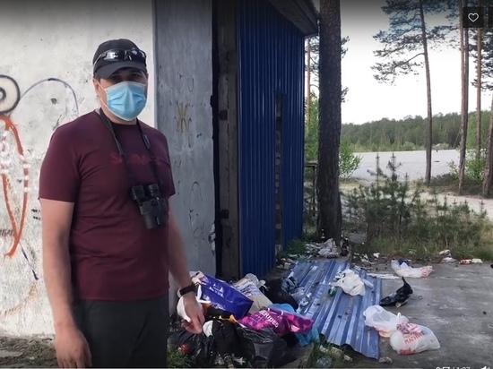Депутат Госдумы Пушкарев и волонтеры выйдут на субботник к озеру Ханто в Ноябрьске