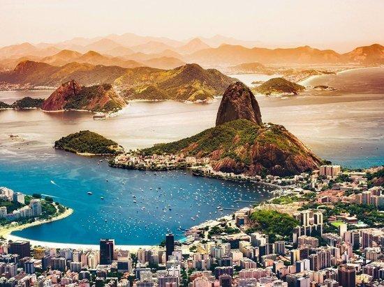В Бразилии число случаев заболевания коронавирусом достигло 347 398