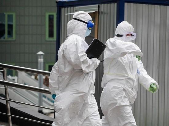 В России зафиксирован максимальный прирост смертей от коронавируса
