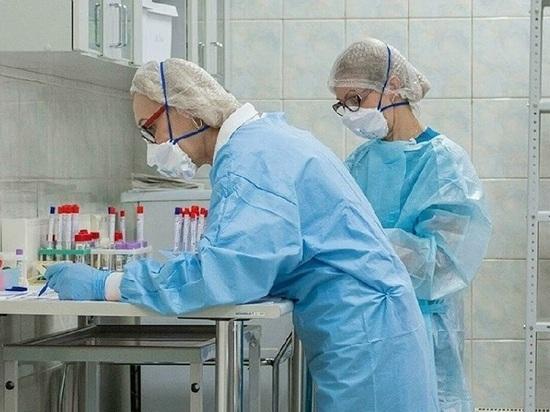 В Калмыкии число заболевших за сутки превысило число выздоровевших