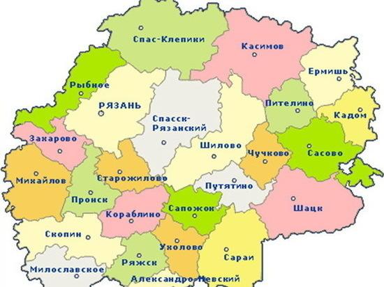 Еще в 10 населенных пунктах Рязанской области выявили коронавирус