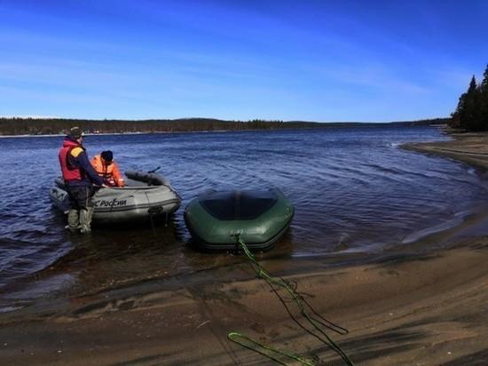 В районе реки Тулома ищут двух мужчин