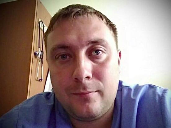 В подмосковной больнице умер от пневмонии заведующий ковидным отделением
