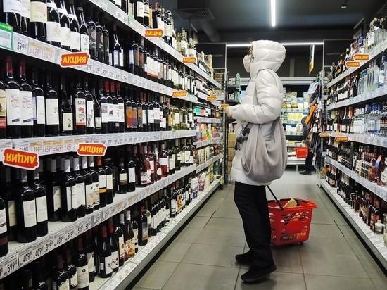 В России выросли розничные продажи вина и водки