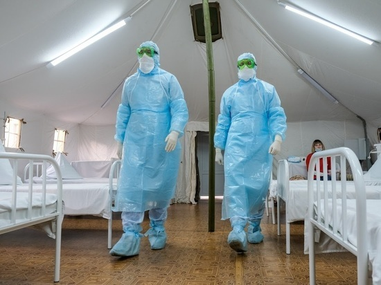 За сутки в Волгоградской области выявили 11 детей с COVID-19