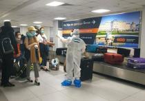 Аэропорт «Уфа» встретил пассажиров из Нью-Йорка