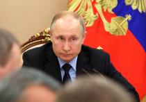 В России ответили на слухи об усталости Путина от Сирии