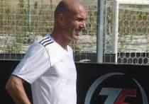 Зидан нарушил карантин в Испании и покинул Мадрид