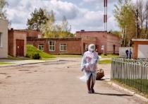 Хроники коронавируса в Тверской области: данные к 25 мая