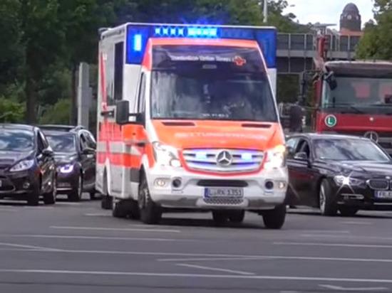 Берлин готов принять пациентов с коронавирусом из Москвы