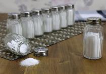 Диетолог: отказываться от соли вредно для здоровья