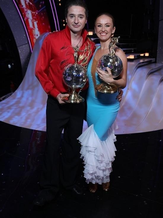 Иван Стебунов стал победителем «Танцев со звёздами» на телеканале «Россия»