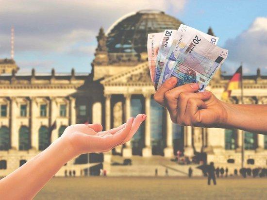 Германия вступает в рецессию: правительство выплатит до 50.000 евро в месяц