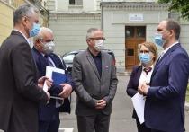 Ион Чебан поблагодарил правительство Словакии