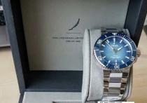 Швейцарская компания выпустила часы в защиту Байкала