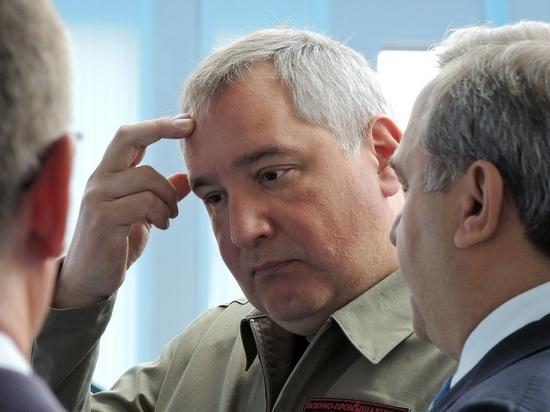 Рогозин заявил о начале работы по созданию новой космической станции
