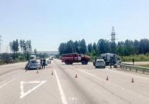В ДТП в Шелеховском районе пострадали три человека