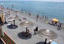 На закрытых сочинских пляжах хотят установить металлодетекторы и камеры видеонаблюдения
