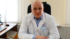 Главврач Курской областной больницы выступил с видеообращением