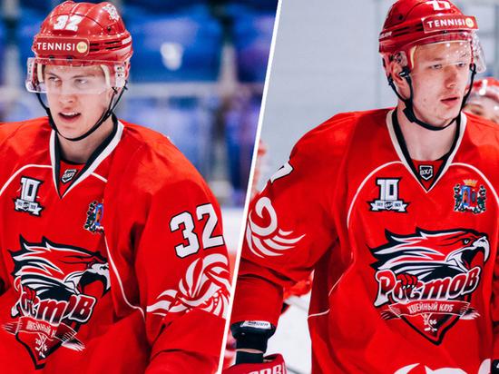 Еще два хоккеиста продлили контракты с ХК «Ростов»