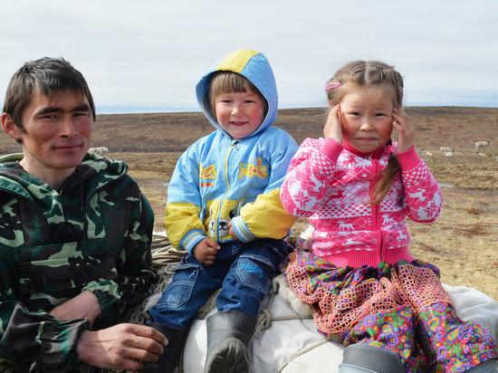 На Ямале больше 4 тысяч семей тундровиков получили двойные «кочевые»