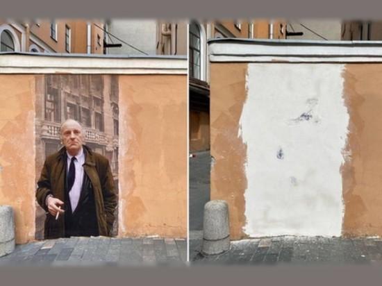 Питерские чиновники заявили, что Бродскому не понравились бы граффити