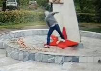 Осквернителю Братской могилы в Черноголовке может грозить до трех лет тюрьмы