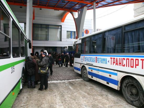 В Кузбасс поступили 15 новых автобусов