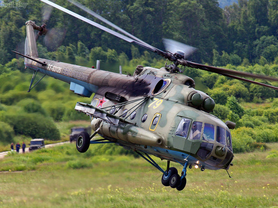 Четверо погибли при аварийной посадке Ми-8 в Анадыре