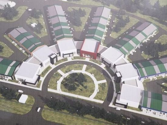 В Уфимском районе завершили строительство инфекционной больницы
