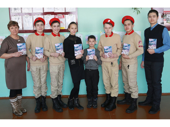 «Привет из 42-го»: школьница из Бурятии стала одной из лучших в конкурсе «Правнуки победителей»