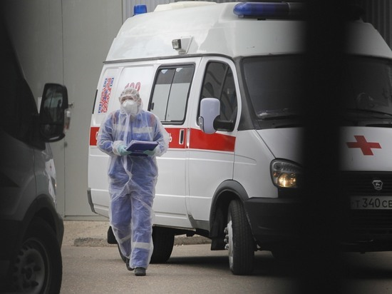 В России снова побит антирекорд по смертям от коронавируса