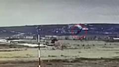 Аварийную посадку Ми-8 на Чукотке сняли на видео: четверо погибших