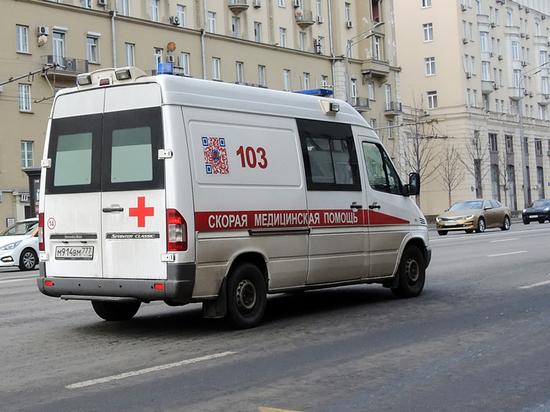 Госпитализированы две женщины, упавшие с высоты при ремонте в МЭИ
